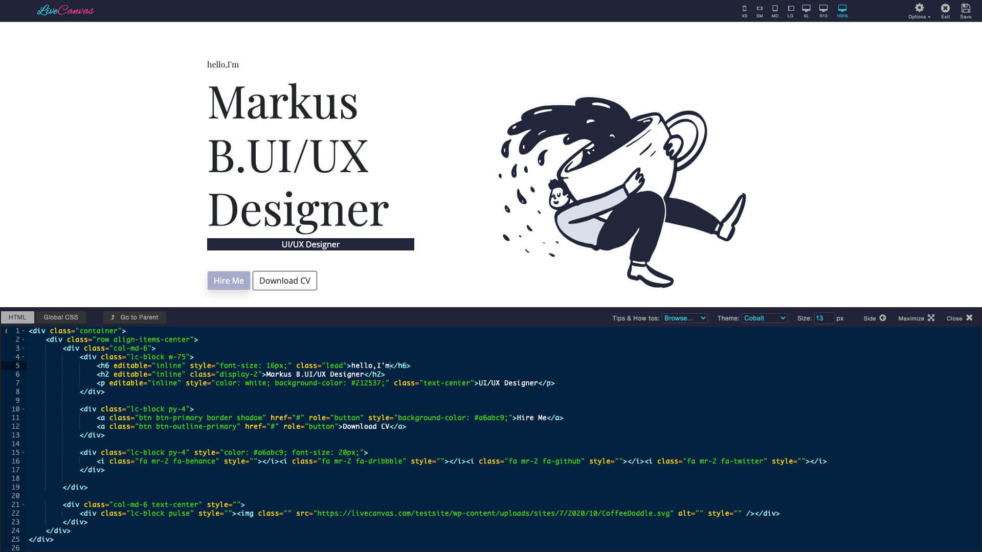 editor html for wordpress